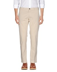 Versace Jeans Casual Pants Ivory
