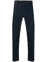 Dondup Denim Chinos Blue