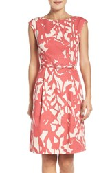 Adrianna Papell Women's Belted Dress