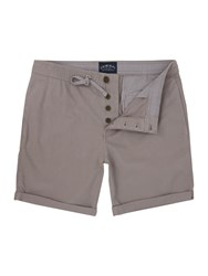 Criminal Men's Knox Drawcord Shorts Slate