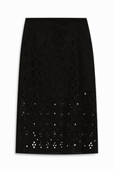 Tibi Aleyda Skirt Black