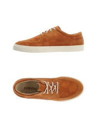 Pointer Footwear Low Tops And Trainers Men Brown