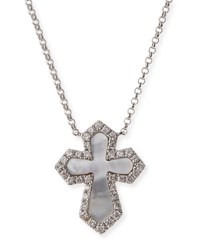 Bessa Cross Pendant Necklace