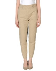 See By Chloe See By Chloe Casual Pants Beige