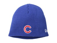 New Era My First Knit Chicago Cubs Teams Infant Medium Blue Caps