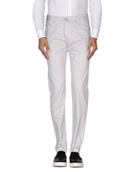 Betwoin Trousers Casual Trousers Men Light Grey