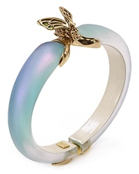Alexis Bittar Lucite Bumble Bee Bangle