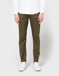 Wings Horns Bush Pant Olive