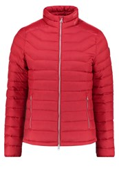 Abercrombie And Fitch Down Jacket Red
