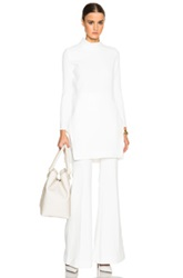 Ellery Super Creep Tunic In White