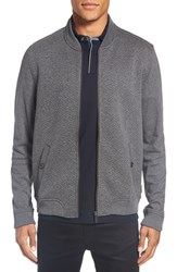 Ted Baker Men's London 'Bruno' Trim Fit Quilted Baseball Jacket