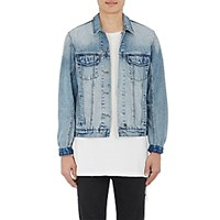 Ksubi Men's Classic Denim Jacket Light Blue