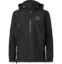 Arc'teryx Theta Ar Gore Tex Pro Shell Mountain Jacket Black