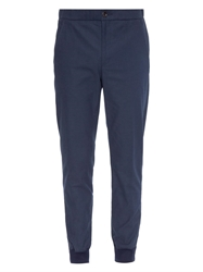 Vince Stretch Cotton Track Pants