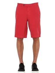 Brooks Brothers Washed Cotton Chino Shorts