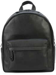 Coach Campus Backpack Black