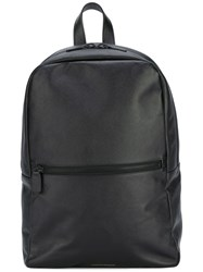 Common Projects Zip Backpack Black