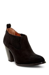 Frye Ilana Slip On Bootie Black