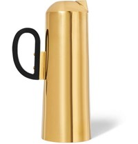 Tom Dixon Brass Form Jug Gold