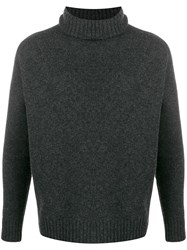 Harmony Paris Roll Neck Fitted Sweater 60
