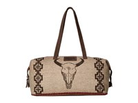 Pendleton Relaxed Gym Bag American West Bags Beige