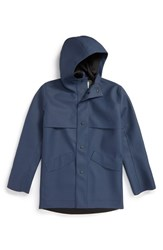 Men's Patrik Ervell Waterproof Rain Duffle Coat Nordstrom Exclusive
