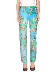 Miss Naory Trousers Casual Trousers Women Azure