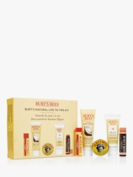 Burt's Bees Natural Lips To Tips Kit