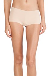 Commando Classic Boy Short Tan