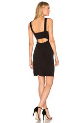 Velvet By Graham And Spencer Rosemary Bodycon Dress Black