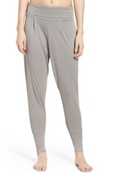 Free People Women's Cozy Up Harem Pants Grey