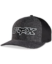 Fox Men's Grimmer Flex Fit Hat Black