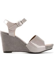 Avril Gau 'Lilon' Sandal Grey