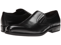 A. Testoni Nappa Slip On W Rubber Sole And Side Vents