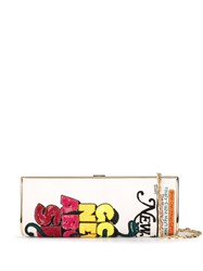 Marc Jacobs The Mag Bag White