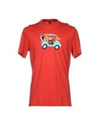 Paul Frank T Shirts Red