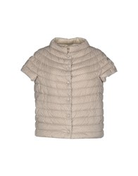 Jan Mayen Down Jackets Beige