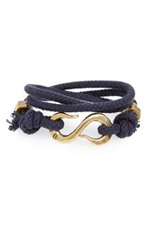 Men's Giles And Brother Rope Wrap Bracelet