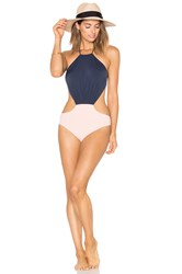Clube Bossa Trefusis Swimsuit Navy