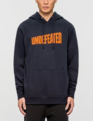 Undefeated Whole Wheat Hoodie