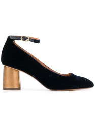 Chie Mihara Rally Pumps Blue