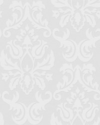Graham And Brown Paintable Large Damask Wallpaper Multicolor