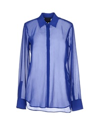 Hotel Particulier Shirts Blue