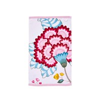 Pip Studio Floral Fantasy Towel Star White Guest Towel