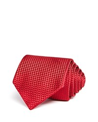Bloomingdale's The Men's Store At Textured Solid Classic Tie
