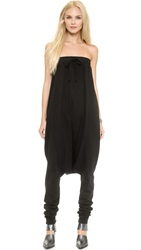 Oak Dhoti Jumpsuit Black