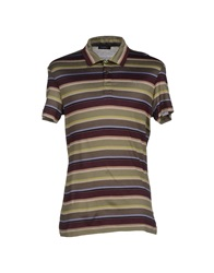 Byblos Polo Shirts Military Green
