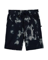Molo Arnt Tie Dyed Cotton Shorts Size 4 10 Multi