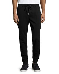Joe's Jeans Combat Jogger Pants Black