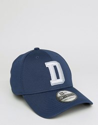 New Era 39Thirty Fitted Cap Dallas Cowboys Black